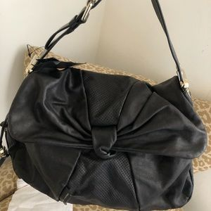 NWT Black leather MARC by MARC JACOBS handbag